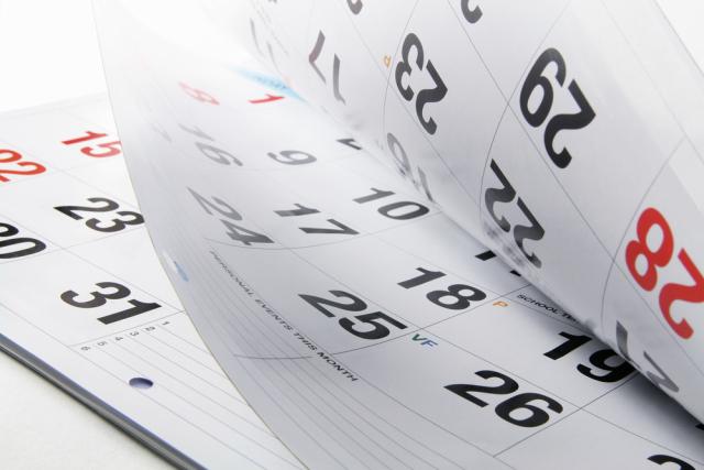 calendario março 2014