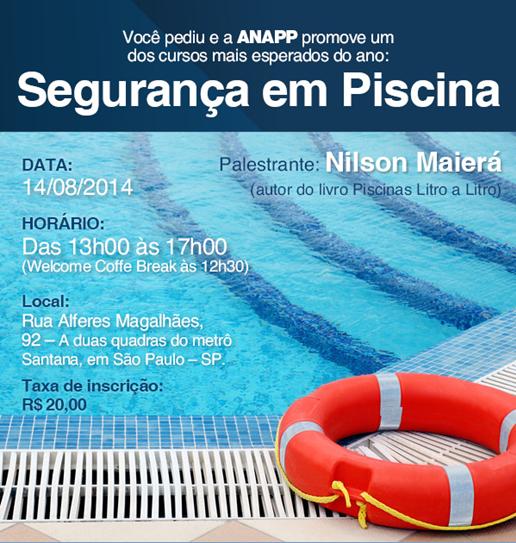 Piscinas blog sindi clube for Curso piscinas