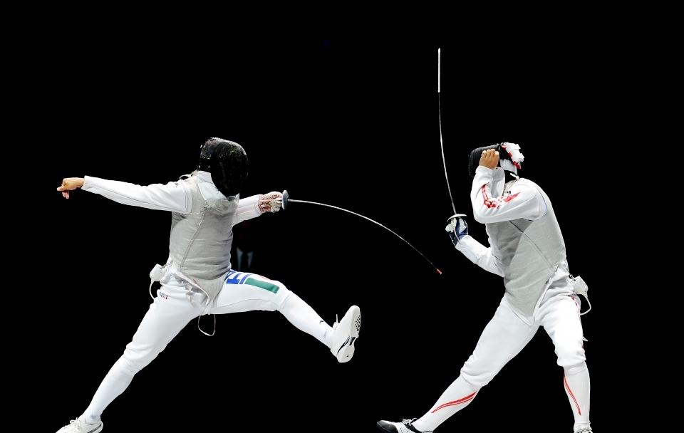Esgrima: boas possibilidades (Foto: Rio 2016)