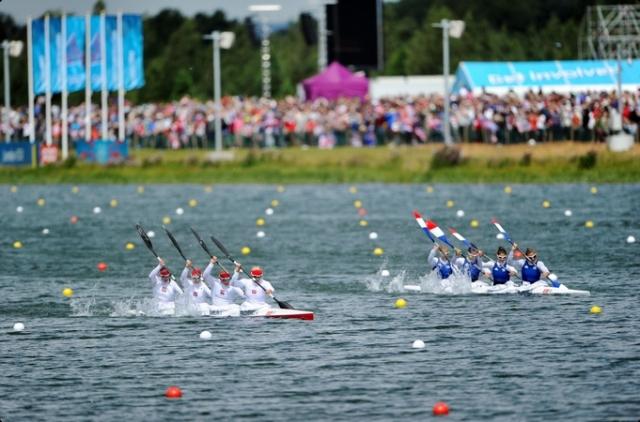 Canoagem: objetivo é conseguir mais vagas olímpicas