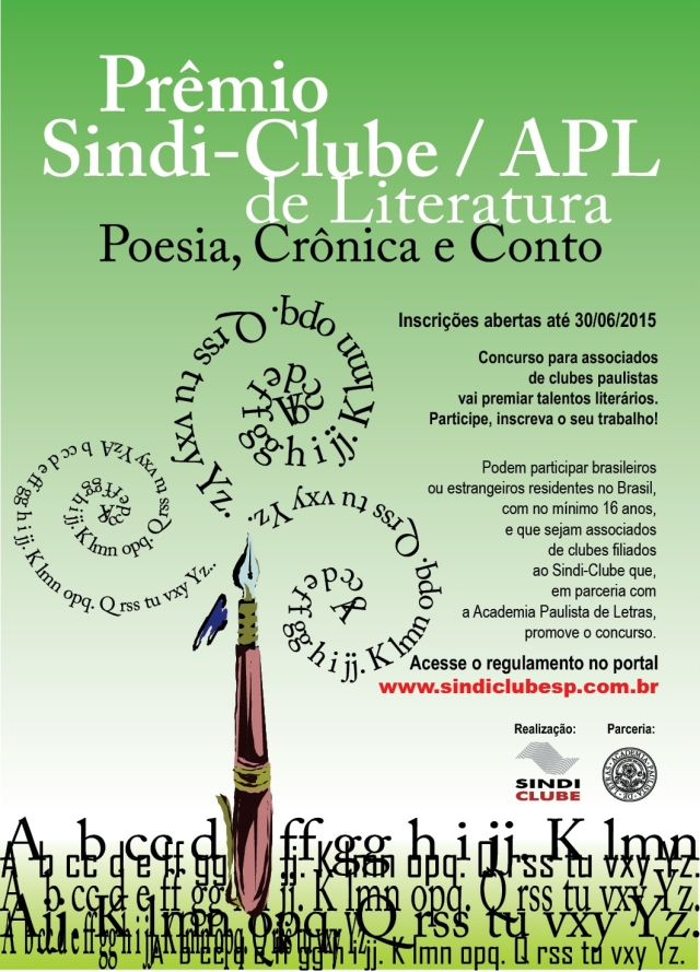 cartaz_Premio Literatura 2015