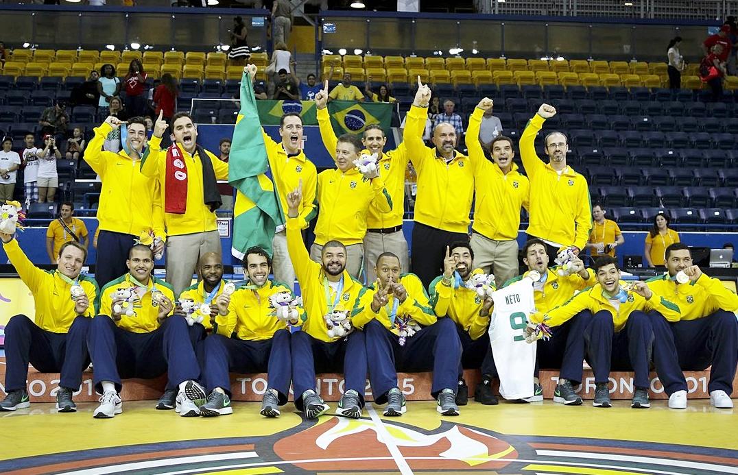 Basquete: mais uma medalha de ouro no Pan (Foto: Brasil2016.gov)