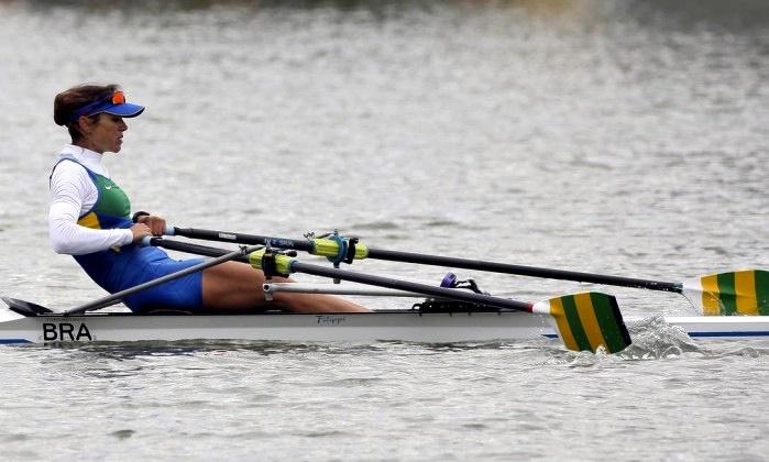 Fabiana: em busca da medalha olímpica (Foto: Washington Alves/Exemplus/COB)